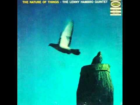 Lenny Hambro Quintet - I Love You Much Too Much