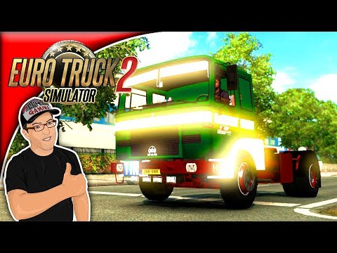 Euro Truck Simulator 2 Mods Raba 832, S22, IFA Mega Mod Mod Review