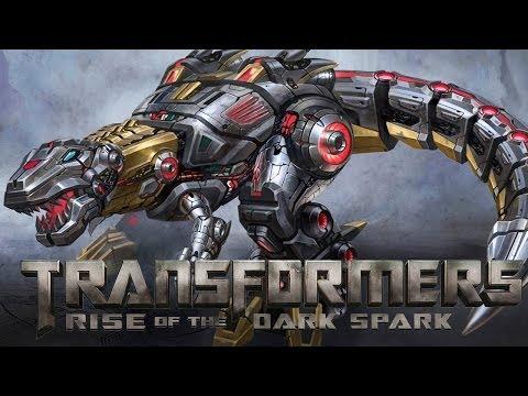 Transformers: Rise of the Dark Spark - Grimlock [T-Rex/Dinobot]