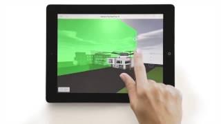 Ipermodelli BIMx con iPad Apple