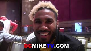 SWIFT JARRETT HURD TALKS UPCOMING CLASH WITH JULIAN WILLIAMS ON MAY 11 IN DC