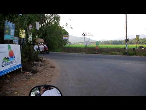 Cruising Through Palolim, Goa