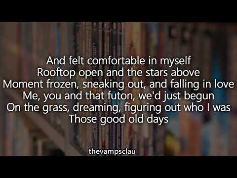 Macklemore feat. Kesha - Good Old Days (Lyrics)