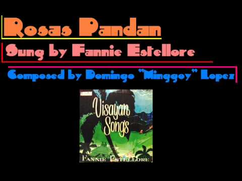 Fannie Estellore - Rosas Pandan video