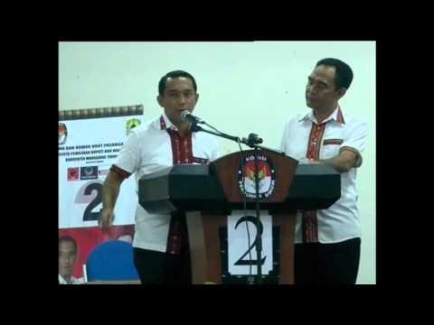 SEGMEN V bag. 1-DEBAT PASLON PILKADA MANGGARAI 2015 (Tanya Jawab dan Saling Tanggap antar Paslon)