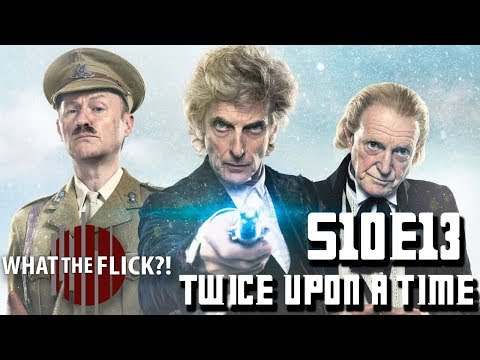Doctor Who Season 11, Twice Upon A Time (2017 Christmas Special) Review