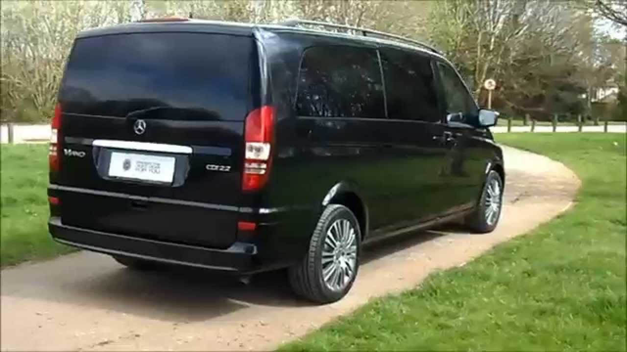 2014 mercedes benz viano 2 2 cdi extra long ambiente blueefficiency sold youtube. Black Bedroom Furniture Sets. Home Design Ideas