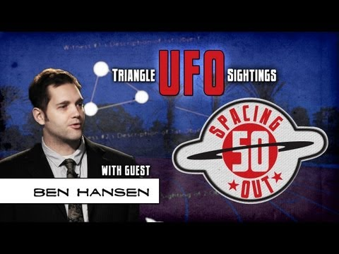 Ben Hansen details his triangle UFO sighting in Huntington Beach - Spa...