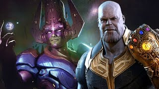 Did THANOS CREATE GALACTUS In Avengers Endgame?