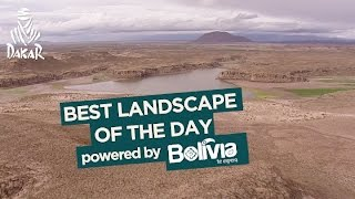 Étape 6 - Paisaje del día / Landscape of the day / Paysage du jour; powered by Bolivia