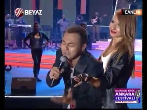 Serdar Ortaç & 6. Ankara Festivali Konseri & 2. Kısım
