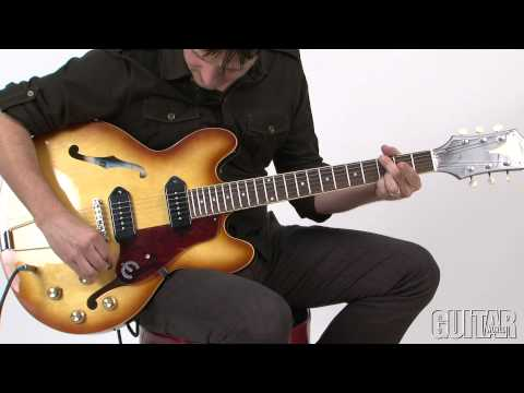 Epiphone '61 Reissue Casino 50th Anniversary
