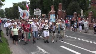 Grupa srebrna wyruszyła na Jasną Górę (02.08.2017)