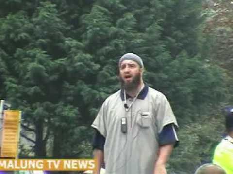 Abu Abdullah Preaching