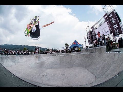 Colombian National Championship Highlights | 2017 Vans Park Series