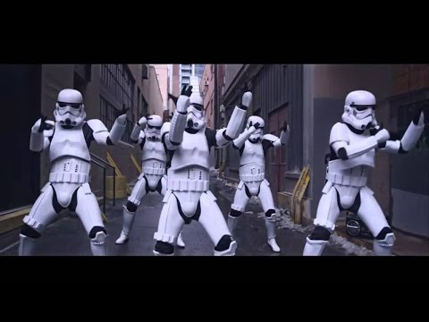 CAN  39 T STOP THE FEELING    Justin Timberlake  Stormtroopers Dance Moves  amp  More  PT 5