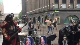 Lordi in the streets