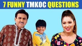 7 Funny TMKOC Questions, TMKOC Quiz, Hindi Riddles Paheliyan