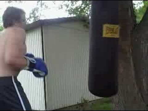 Southpaw Stance Mma Heavybag Southpaw Stance