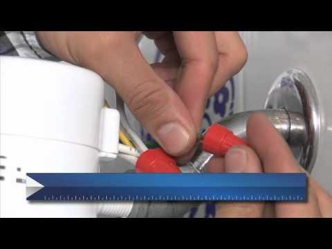 Ferretotal - ¿Cómo Instalar una Ducha Eléctrica?