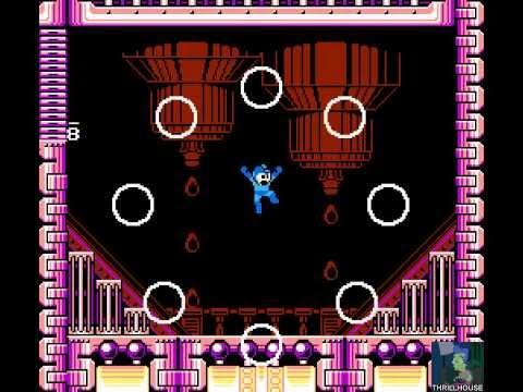Mega Man Unlimited Instant Death Mode  Part 6   Glue Man   Mega Buster Only