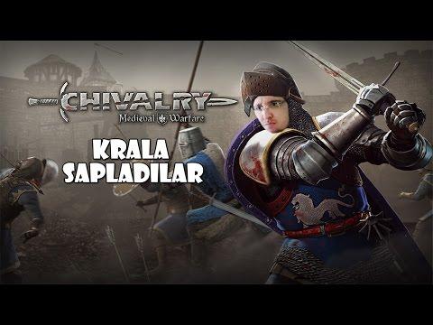 Krala Sapladılar | Chivalry Medieval Warfare [Türkçe]
