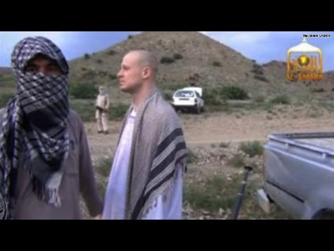 Taliban releases video of Bergdahl's transfer
