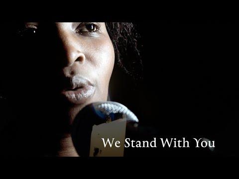 WE STAND WITH NEPAL_Eve_Kelvin & Mike Ji (Kenya)