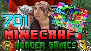 Minecraft: TNT GLITCH! Hunger Games w/Bajan Canadian! Game 701