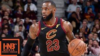 Cleveland Cavaliers vs Washington Wizards Full Game Highlights / Feb 22 / 2017-18 NBA Season