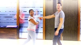 Best Bits: Sunetra and Brendan - Strictly Come Dancing 2014: It Takes Two - BBC Two