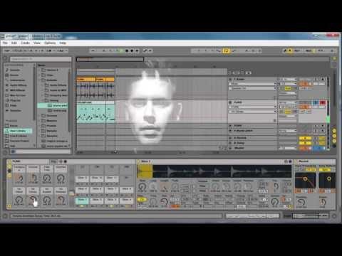 Tramplin.PRO: Удобный бит-слайсинг в Ableton Live.