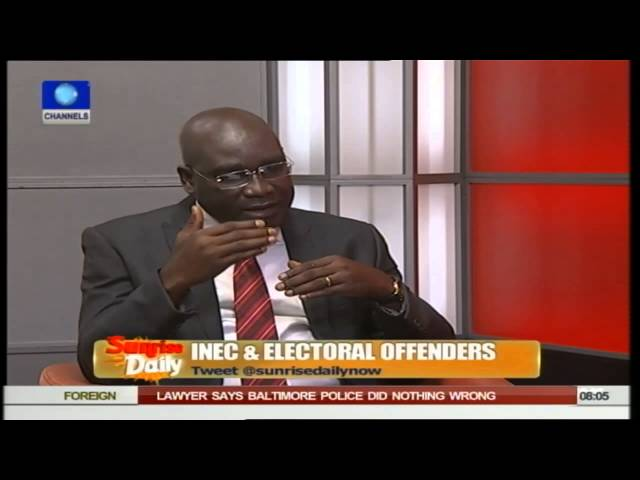 2015 Elections, One Of The Most Rigged In Nigeria – Observer (PT3) 04/05/15