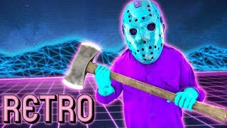 НОВЫЙ РЕТРО МАНЬЯК В ПЯТНИЦЕ 13 - Friday the 13th: The Game