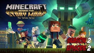 Minecraft Story Mode - Season 2 - Episode 2 - Game Movie