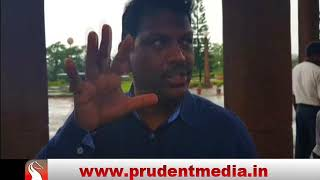 DY. SPEAKER MICHAEL LOBO SUPPORTS OPPOSITION FOR THEIR ACTION YESTERDAY