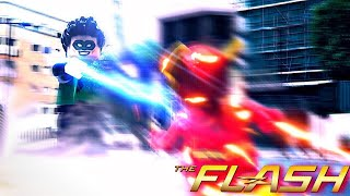 "LEGO The Flash: Crimson Comet - Episode 4 ""Tempest"""