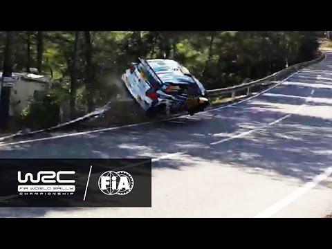 WRC - RallyRACC Catalunya - Rally de España 2016: CRASH Mikkelsen