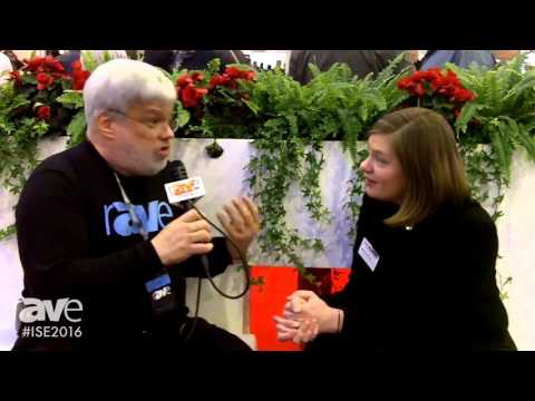 ISE 2016: Joel Rollins Interviews Amanda Beckner, Vice President of Learning for InfoComm