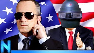 PUBG Protect The President CHALLENGE