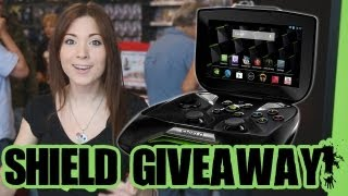 Nvidia Shield Experience and Giveaway! (Contest Closed)