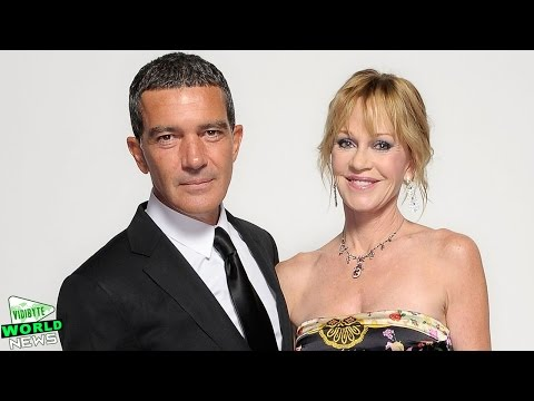 Melanie Griffith and Antonio Banderas Sign Divorce Papers after 18 Years of Marriage