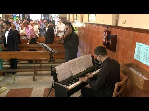 Wedding March - Wagner - Violin & Piano (Organ)