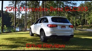 2016 Mercedes-Benz GLC300 - HD First Drive Review