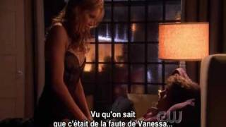 Gossip Girl4x05 scene between Nate & Juliet, they have Sex. french