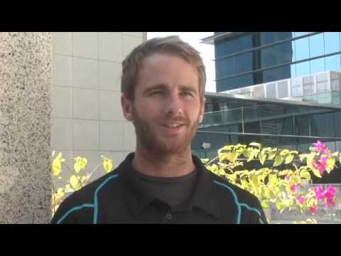 See Kane Williamson's new bowling action