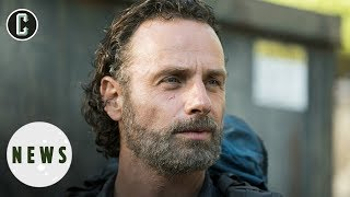 Andrew Lincoln to Exit AMC's The Walking Dead after Season 9