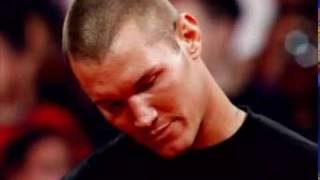 No way out 2/17/2008 John Cena Vs. Randy Orton Buildup