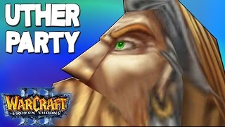 Warcraft 3 - Uther Party
