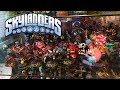 My Skylanders Collection as of 2017 (235 total in curio) MP3